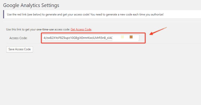 Paste mã token