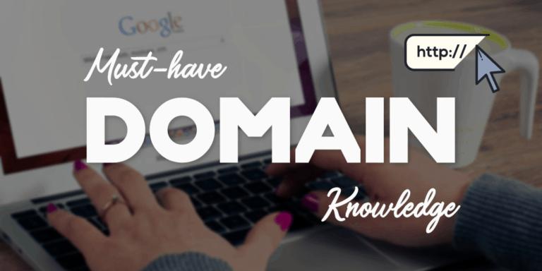 Tên miền (domain) là gì? Cẩm nang